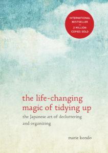 life changing magic tidying marie kondo