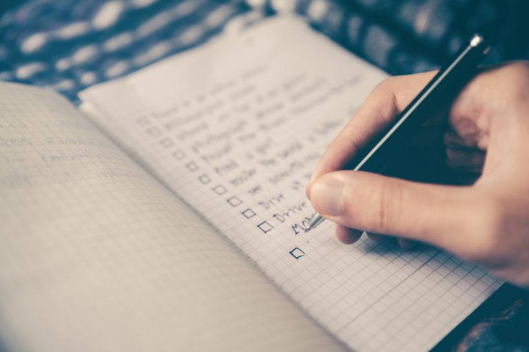 effective to do list format