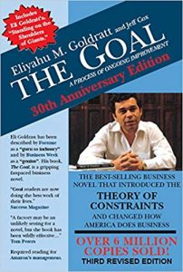 the goal eliyahu goldratt