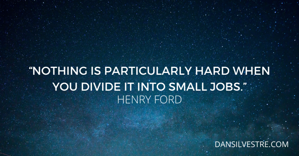 henry ford motivational work quote