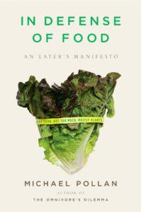 in defense of food book