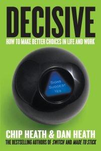 Decisive - book