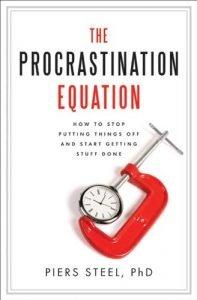 The Procrastination Equation